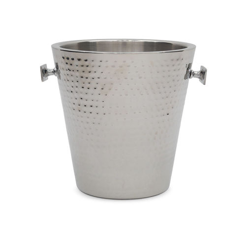 Doublewalled with solid Knob Champagne Buckets