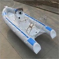 RIB 520 Rigid Inflatable Boat