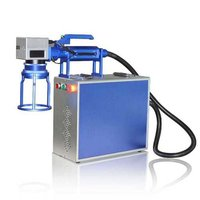 Handheld  portable laser marking machine
