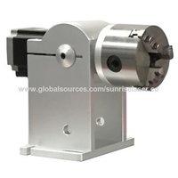 Fiber laser marking Machine rotary