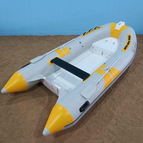 Inflatable Fiberglass Rescue Boat