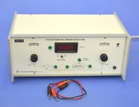 Potentiometric Error Detector, PED-01