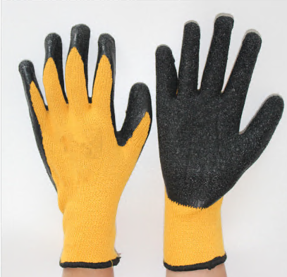 Submerged Latex Work Gloves