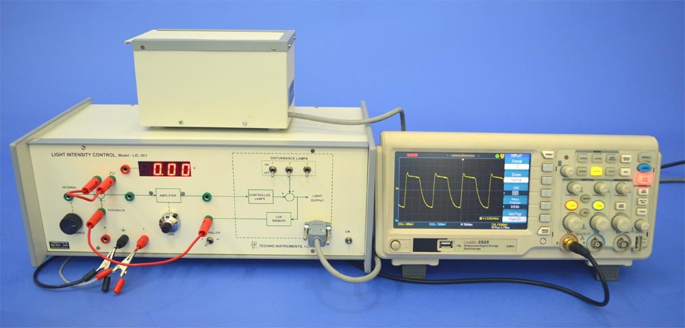 Light Intensity Control System, LIC-01