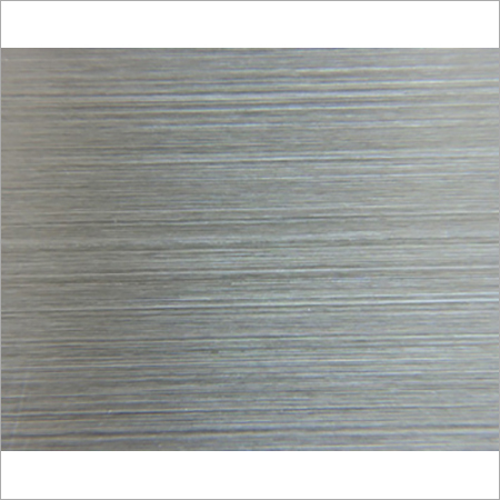 Hairline Finish Stainless Steel Sheets