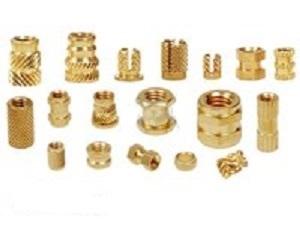 Brass Plastic Moulding Insert