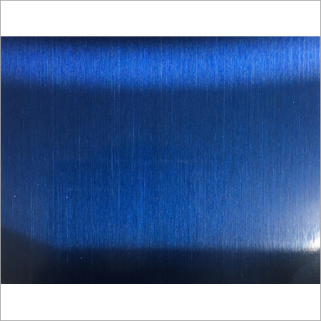 PVD Colour Coated Stainless Steel Sheets