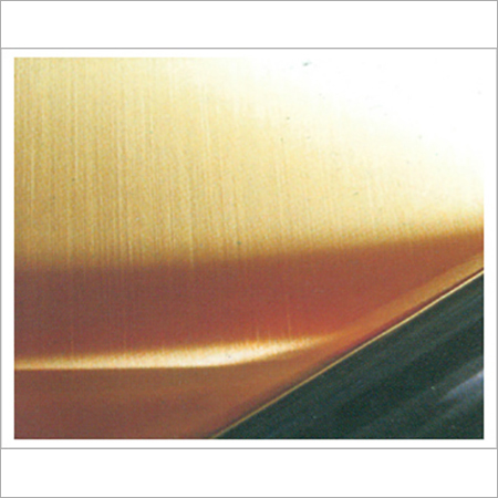 PVD Colour Coated Stainless Steel SheetsStainless-Steel-Sheets-Hairline-Finish-Gold1