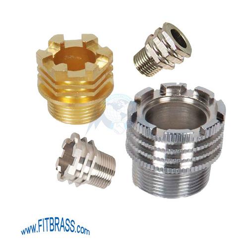 Brass PPR Male INSERT