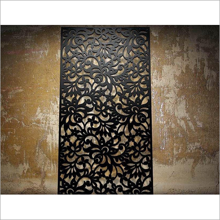 PVD Coated Laser Cut Panels