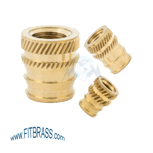 Brass Ultrasonic Insert