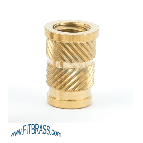 Thermoplastics Ultra Brass Inserts