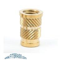 Thermoplastics Ultra Brass Inserts