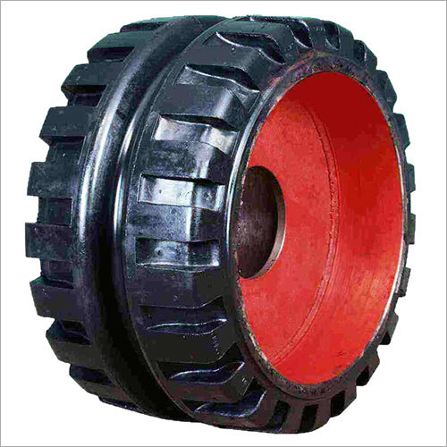 Solid Press-On Tyres