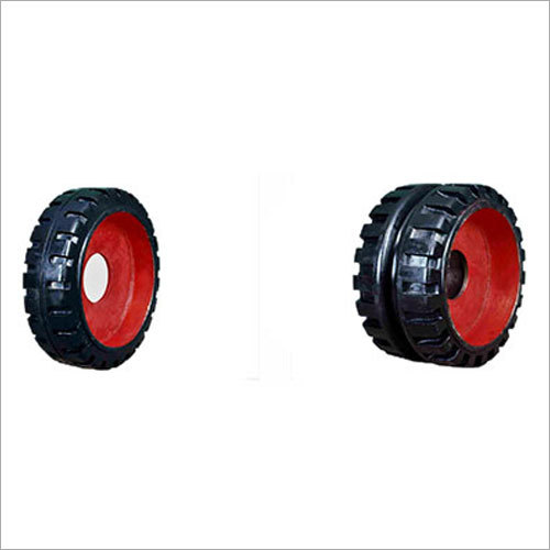 Solid Tyre Wheel Assy