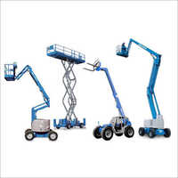 Scissor Boom Lifts