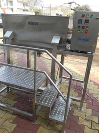 Ribbon Powder Mixer Machine