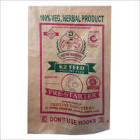 Animal Feed Woven Packaging Bags