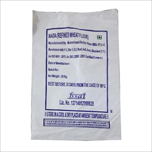 50kg PP Printed Woven Packaging Bags