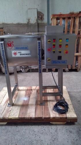 Ribbon Blender Machine for Spices
