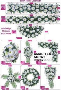 Flower mandap decoration