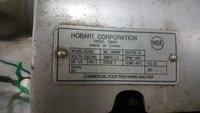 Hobart Meat Slicer