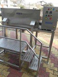 Ribbon Blender Machine for Pickles