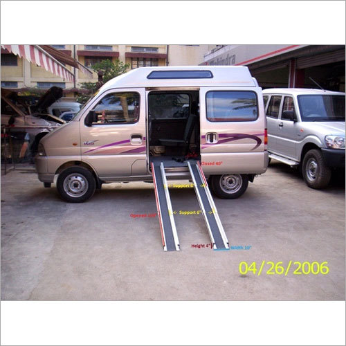 Step Ramp for Disabled People