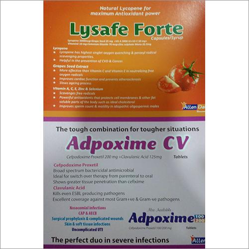 Adpoxime CV Tablets