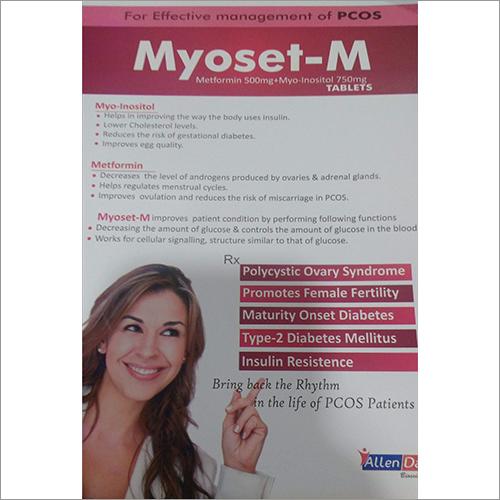 Myoset-M Tablets