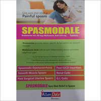 Spasmodale Tablets