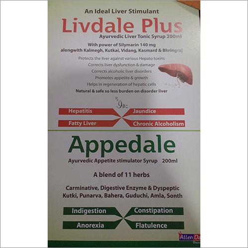 Livdale Plus Syrup