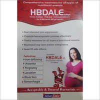Hbdale Softgel