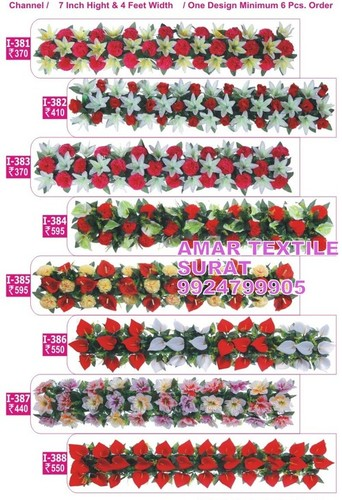 Stage flower decoration
