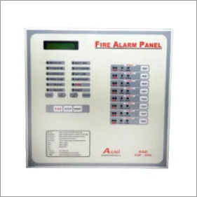 6 Zone Fire Alarm Panel
