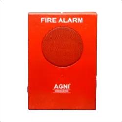 Fire Alarm Hooter.