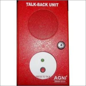 Fire Alarm Talkback System