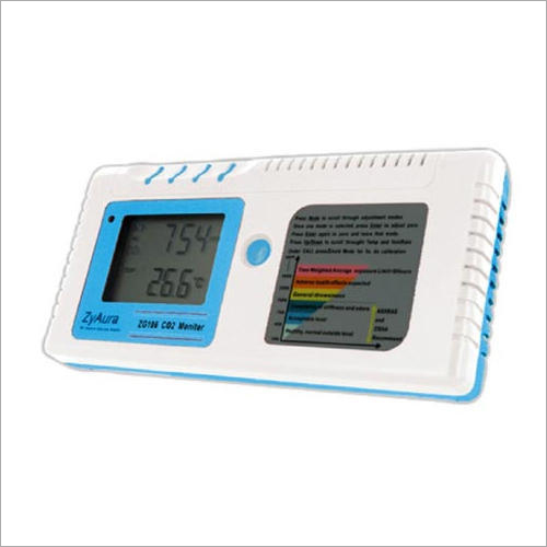 Carbon Dioxide Monitor Detector