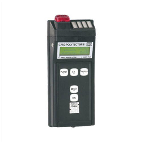 G 750 Portable Gas Monitor