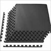 Interlocking Rubber Gym Mat