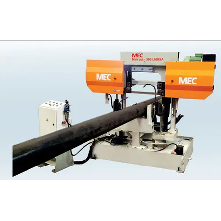 Double Column Miter Cutting Machine