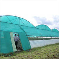 Green Shade Net Houses