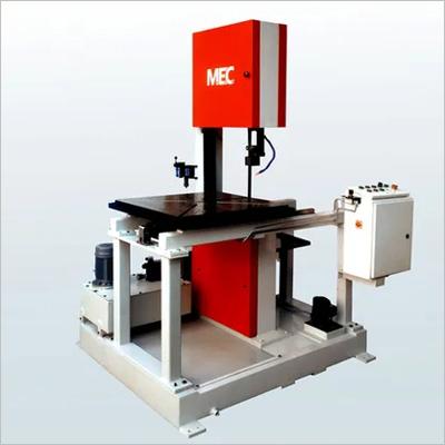 Metal Cutting Vertical Bandsaw Machine