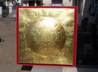 GOLD MERU SHREE YANTRA