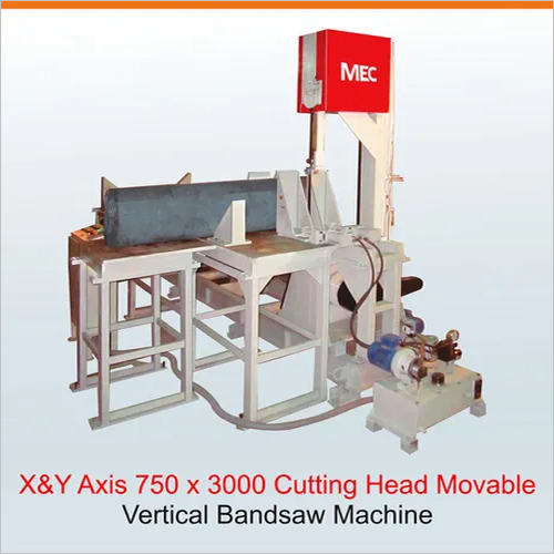 SPM Bandsaw Cutting Machine