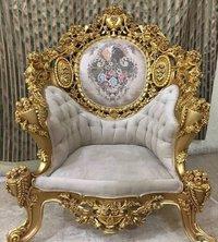 Royal Golden Chair