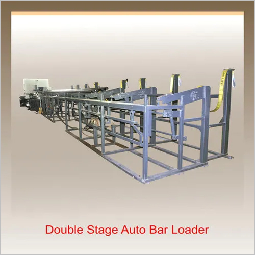 Automatic Bar Loader Machine