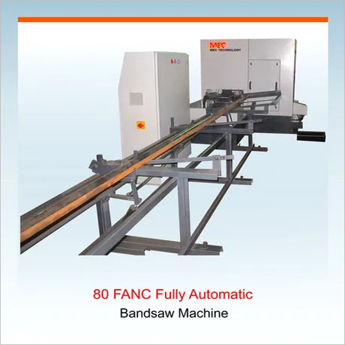 Fully Automatic Circular Saw Machine