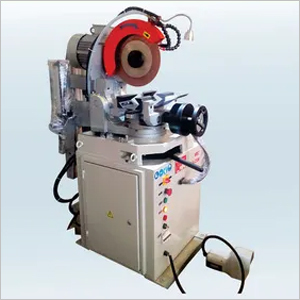 Semi Automatic Circular Saw Machine