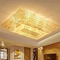 Royal Room Ceiling gold Mounting